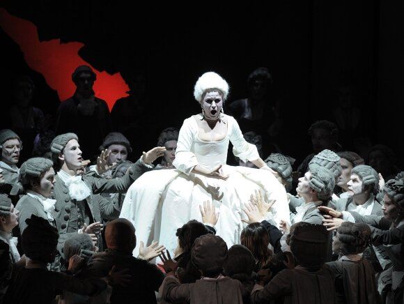 "Opera ""Liučija di Lamemur"""