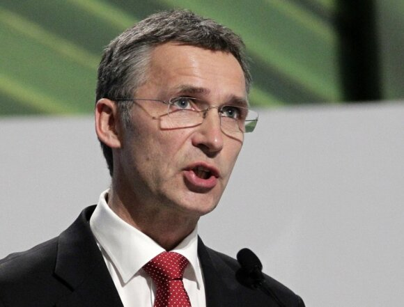 Norvegijos premjeras Jensas Stoltenbergas