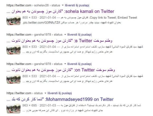 Dar daugiau žinučių, kuriose nuotrauka siejama su Sirijos prezidento režimu