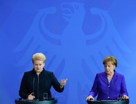 Борьба за один из высших постов в ЕС: будущее Грибаускайте определят пять неизвестных