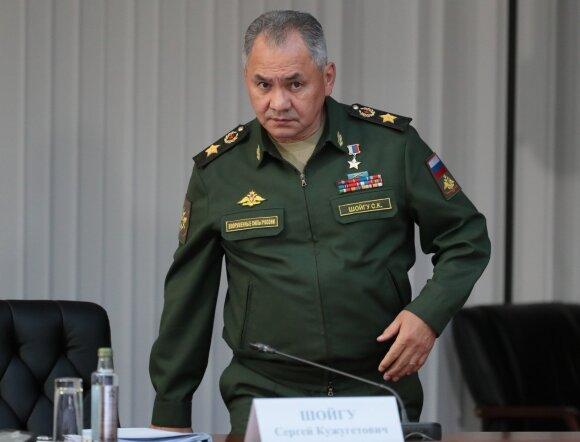 Sergejus Šoigu