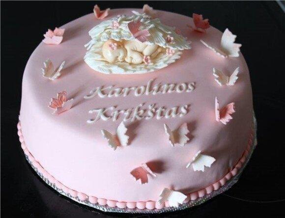 Pamačiusi užsakytą tortą moteris neteko amo: buvo labai gėda