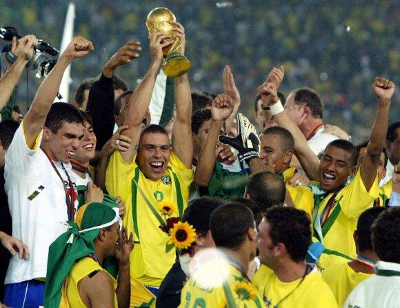 Brazilijos rinktinė, Ronaldo