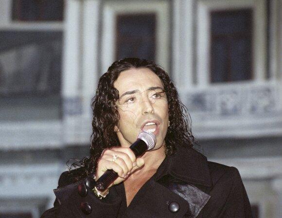 Valerijus Leontjevas, 1995 m.