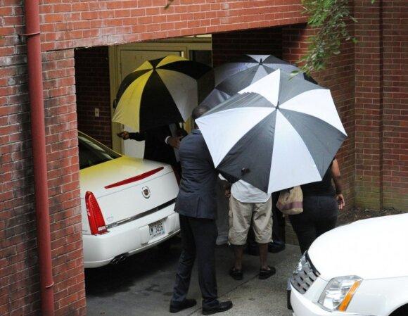 Bobbi Kristinos Brown laidotuvės