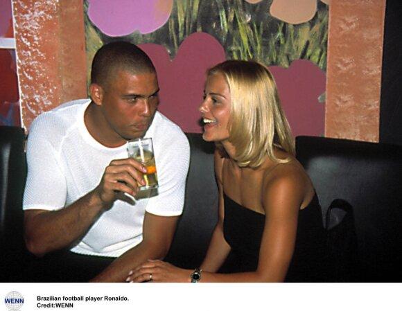 Ronaldo, Susana Werner