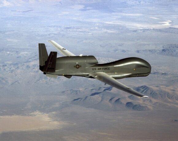 """Dronas """"RQ-4A Global Hawk"""""""