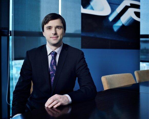 """Darius Kuzmickas, """"Danske Capital investicijų valdymas"""" generalinis direktorius"""