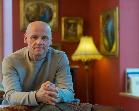 Juozas Gaižauskas (Butauto Barausko nuotr.)