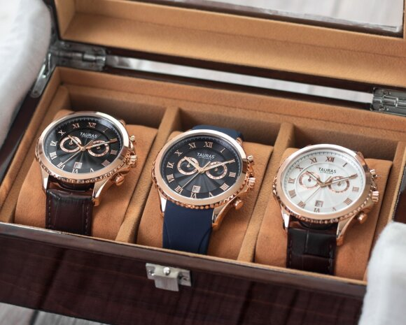 """Naujausi """"Legendos"""" kolekcijos laikrodžiai"""