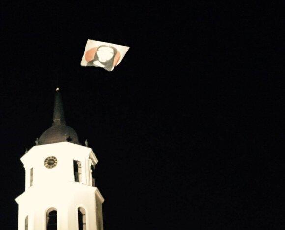 Vilniaus danguje išvydo neįtikėtiną vaizdą: pagalvojau, kad man vaidenasi