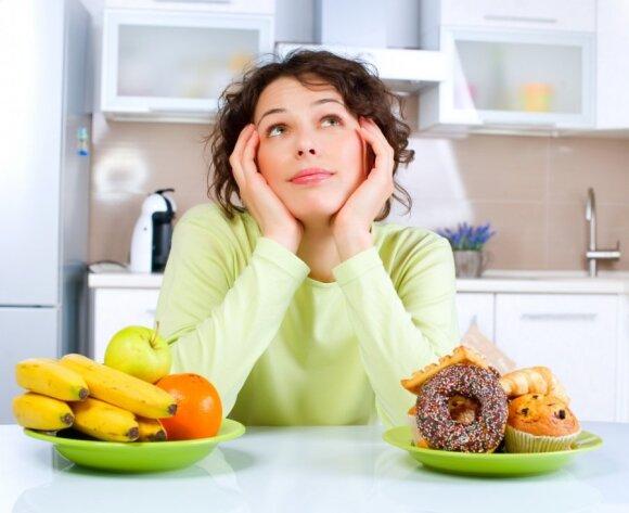 Specialistų vertinimai: kokias didžiules klaidas darome vadovaudamiesi mitais apie sveiką mitybą
