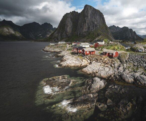 Lietuviai parodė neregėtą Norvegijos veidą ir papasakojo, kaip brangioje šalyje keliauti pigiau