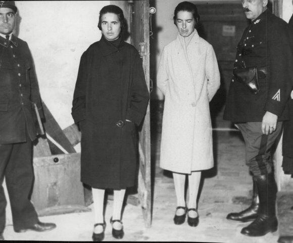 Seserys tarnaitės sumąstė žiaurų nusikaltimą, kuris sukrėtė visą Prancūziją: jų motyvai svarstomi iki šiol