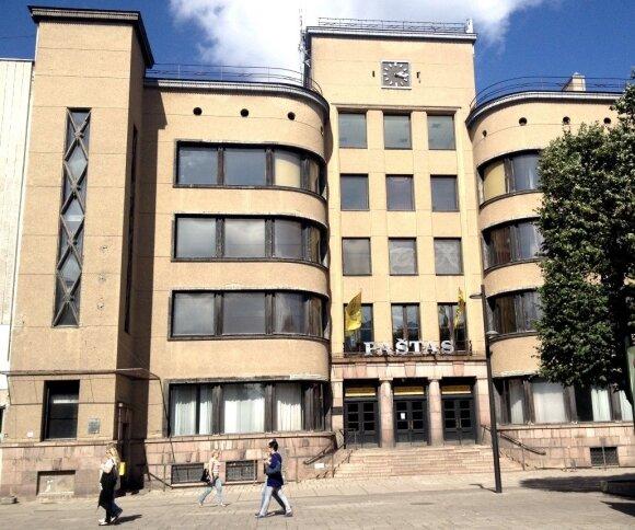 Kaunas interwar Central Post Office