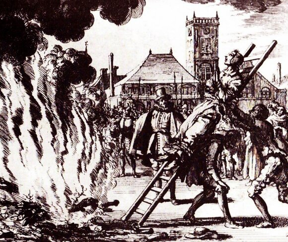 Svajonė apie dangišką tvarką virto pragaru: net vienuolės naudojosi galimybe prarasti nekaltybę
