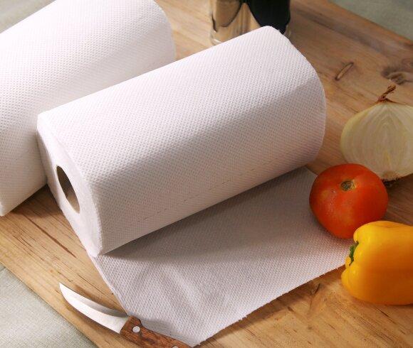 Popierinis rankšluostis