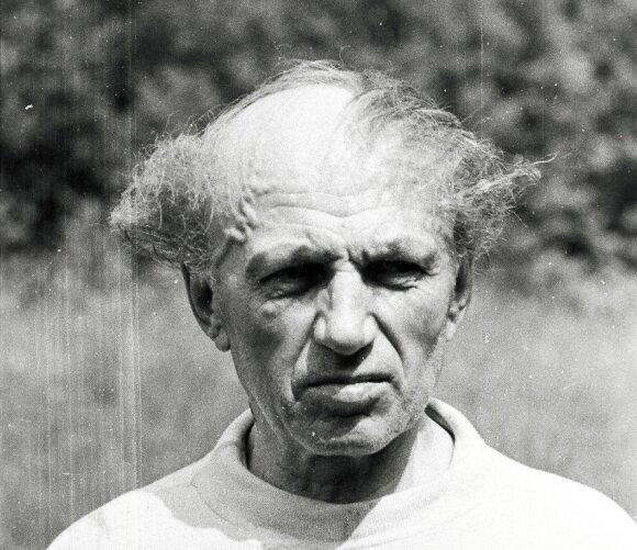 Lionginas Šepka, 1977 m.