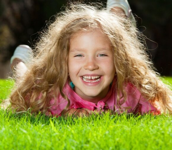 Būtina sąlyga, kad vaikas užaugtų laimingas