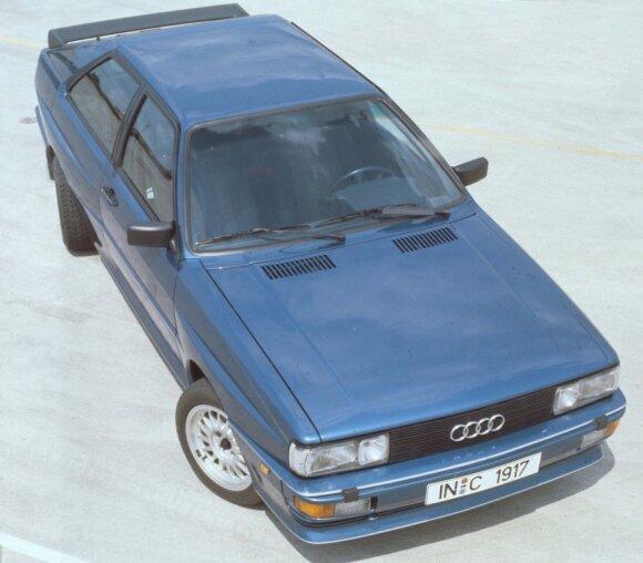Audi Quattro (1984 m.)