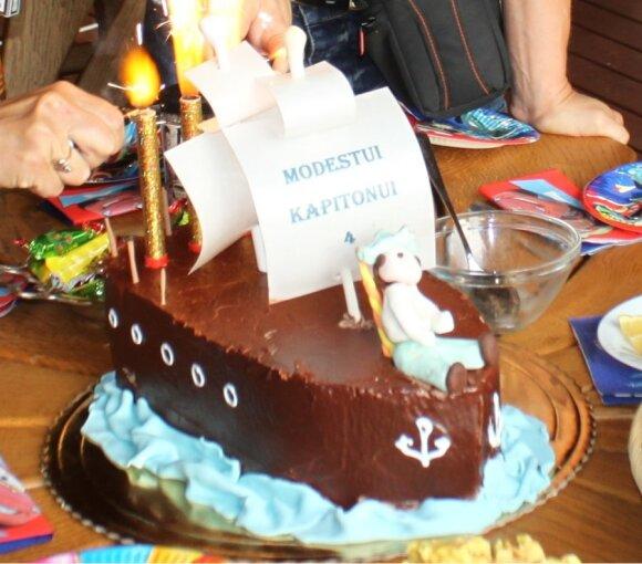 Užsakytas tortas – ne kaip paveikslėlyje