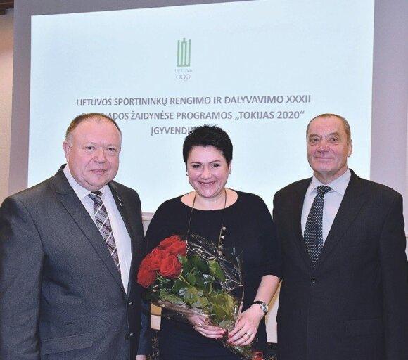 Julius Matulevičius (dešinėje/Foto: Druskininkų savivaldybė)