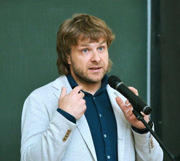 Lenktynininkas Benediktas Vanagas