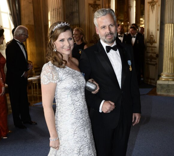 Princesė Martha Louise su vyru Ari Behn
