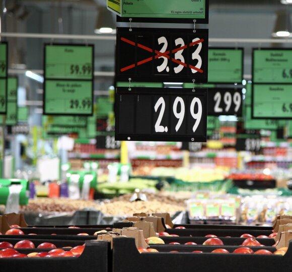 9 prekybos centrų triukai, kuriuos verta žinoti, jei nenorite prisipirkti nekokybiško maisto