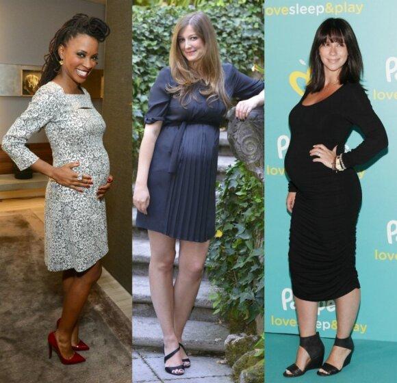 Aktorės Shanola Hampton, Alexandra Maria Lara, Jennifer Love Hewitt