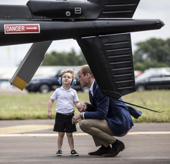 Vienas vaikų auklėjimo triukas, kurio iš princo gali pasimokyti viso pasaulio tėvai