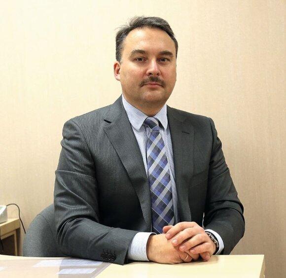 Gydytojas Gediminas Urbonas
