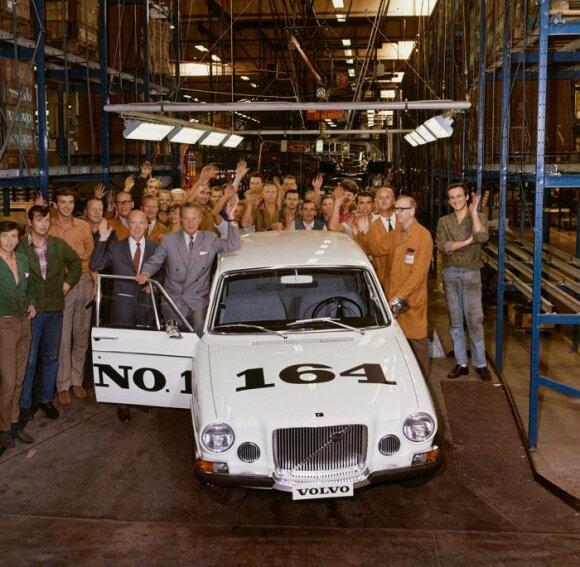 Volvo 164 Nr1