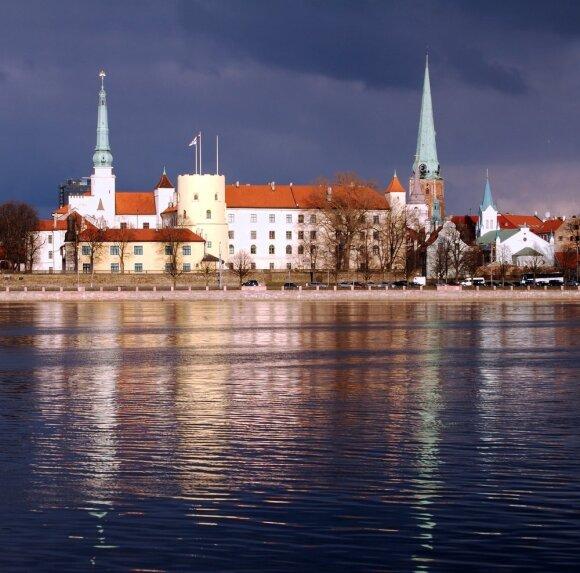 Riga dominates Latvia's shopping market