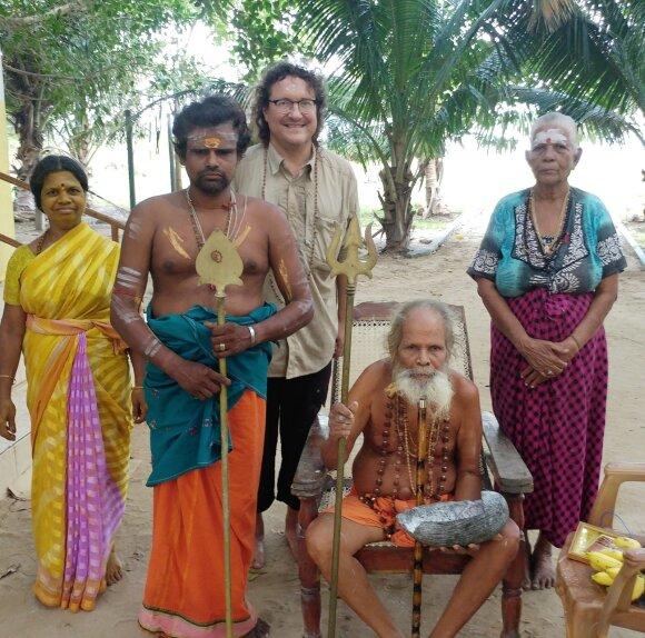 Antano Zdramio kelionė po Šri Lanką