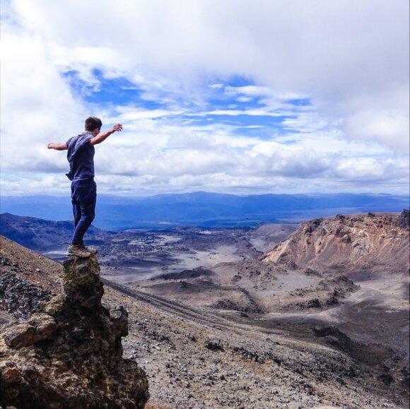 Prireikė apkeliauti pusę pasaulio, kad atrastų šią stulbinančio gamtos grožio šalį