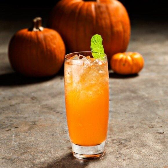 Sveikatos šaltinis rudenį – nealkoholiniai kokteiliai