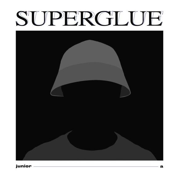 Junior A albumo viršelis.Autorius Dalija Kaukėnaitė