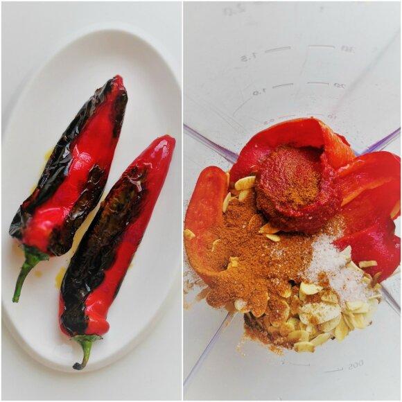 Valgome ir lieknėjame: orkaitėje kepti kalafiorai su Katalonijos žvejų sukurtu padažu