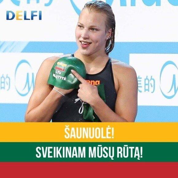 Rūta Meilutytė (delfilietuva instagram nuotr.)