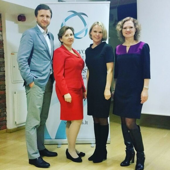 Pirmajame RsV klube Kaune – komunikacijos recepto paieškos