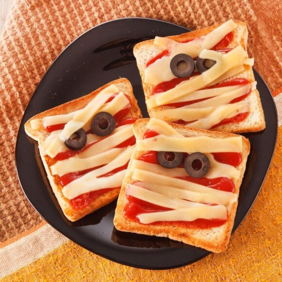 4 patiekalų idėjos Helovino stalui