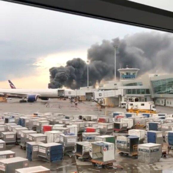 Lietuvos ekspertas abejoja pagrindine versija dėl nelaimės Maskvoje: tokiu atveju katastrofas turėtume kas dieną