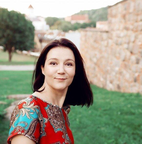 Mokytoja Agnė Dapkutė
