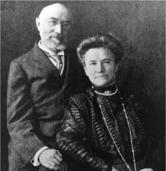 Izidorius ir Ida Straus