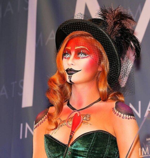 Pasaulinį vizažistų IMATS konkursą Los Andžele laimėjo lietuvė