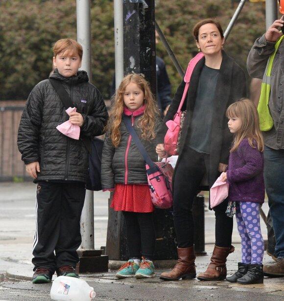 Mimi O'Donnell su vaikais