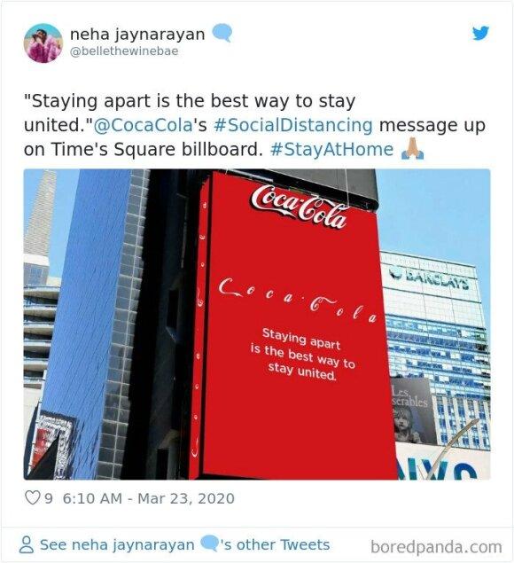 Coca Cola nuotr.