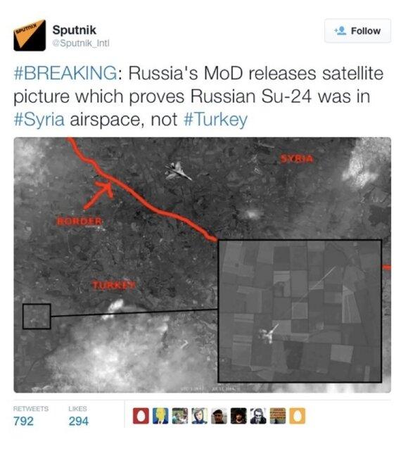 Kremlius užlipo ant savo paties grėblio