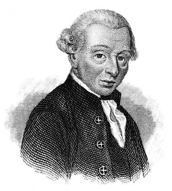 Immanuelis Kantas